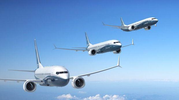 Boeing'in satışları ilk kez 100 milyar doları aştı