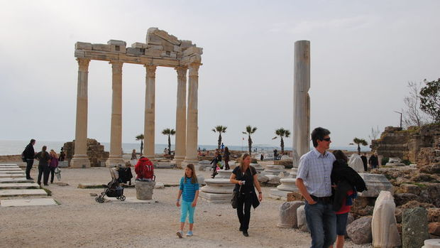 Türkiye'nin turizm geliri yüzde 7,1 arttı