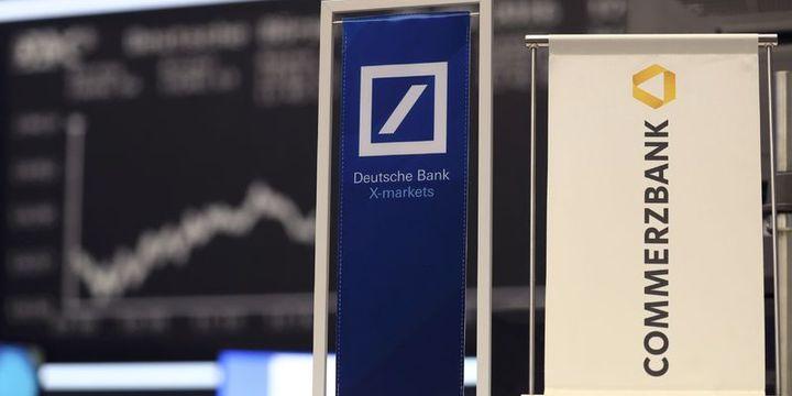 Deutsche ile Commerzbank