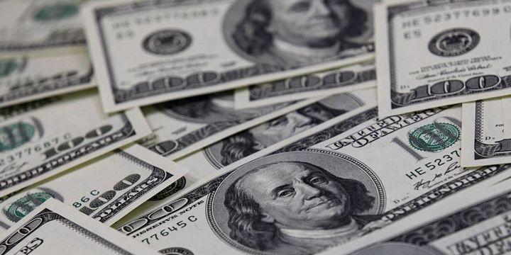 Yurt içi yerleşiklerin döviz mevduatı 2.2 milyar dolar arttı