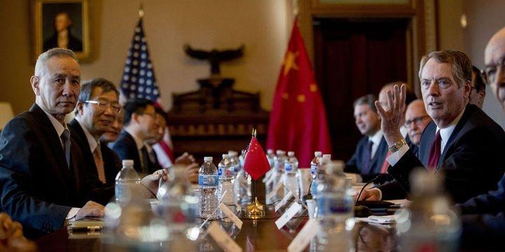 ABD ile Çin arasındaki ticaret görüşmeleri sürüyor