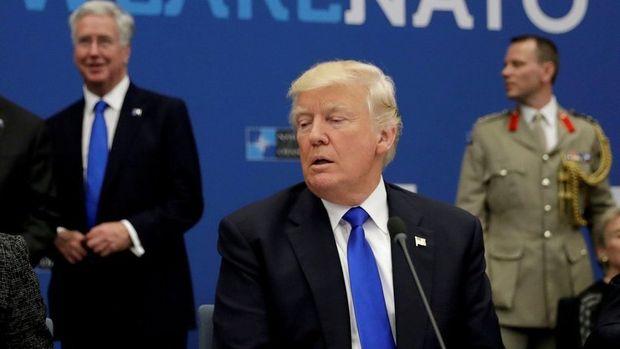 Trump: Rusya soruşturmasında hedef değilim
