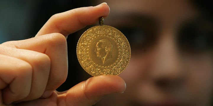 Altının kilogramı 221 bin 400 liraya yükseldi
