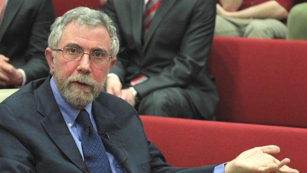 Nobelli Ekonomist Krugman'dan resesyon uyarısı