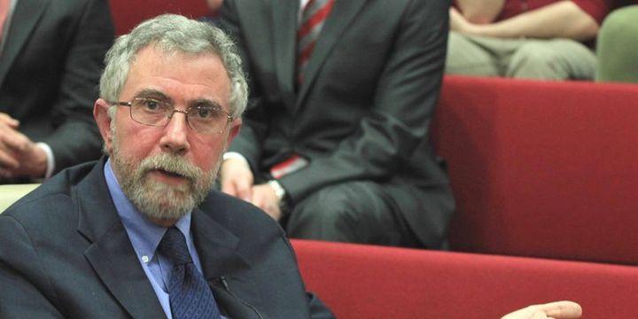 Nobelli Ekonomist Krugman