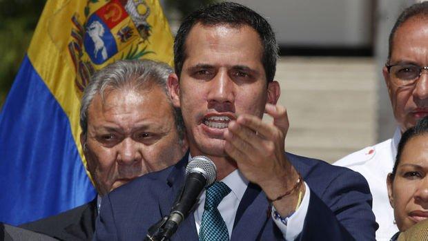 Guaido ilk yardımları dağıttıklarını açıkladı