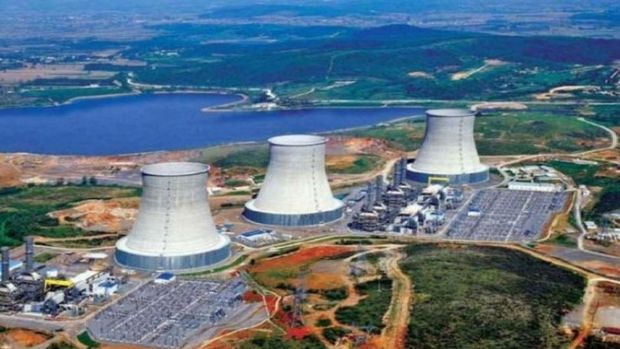 ENKA Enerji'ye ait Doğalgaz Çevrim Santrali'nde üretim durduruldu