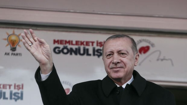 Erdoğan: Altın ticaretinde Çorum'u farklı bir noktaya taşıyacağız