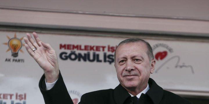 Erdoğan: Altın ticaretinde Çorum