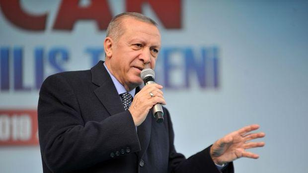 Erdoğan: Tanzim satış yerleri kurduk, fiyatlar yarıya indi