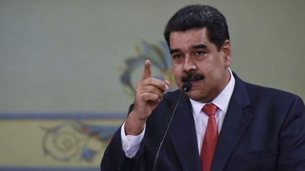 Maduro Trump'ı ırkçı örgüt Ku Klux Klan'a benzetti