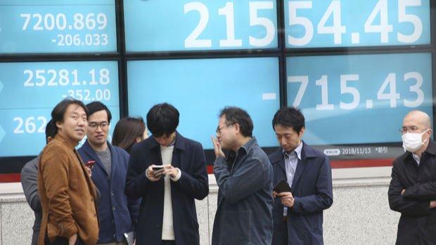 Asya hisse senetleri 'ticaret' umutlarıyla yükseldi