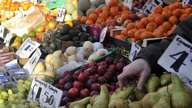 İngiltere'de enflasyon 2 yıldır ilk kez BoE'nin hedefinin altına geriledi