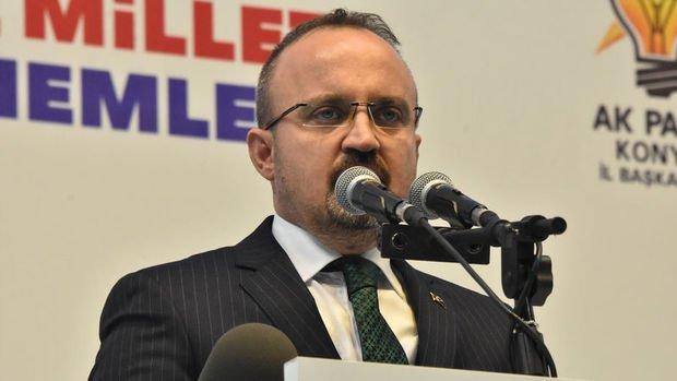 AK Parti/Turan: 3600 ek gösterge takvim hazır olursa seçim öncesi çıkarılacak