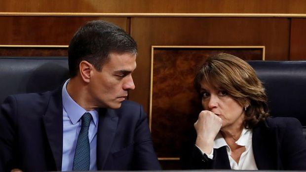 Bütçenin reddedildiği İspanya'da erken seçim bekleniyor