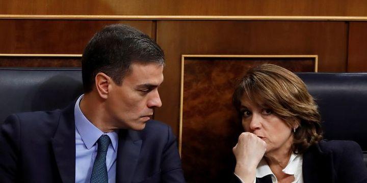 Bütçenin reddedildiği İspanya