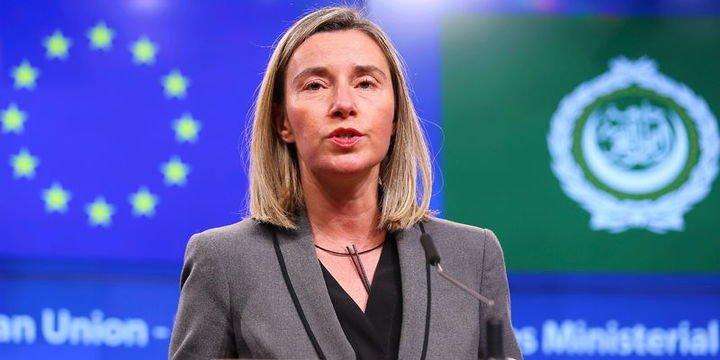AB/Mogherini: AB ile ABD İran nükleer anlaşması konusunda ayrışıyor