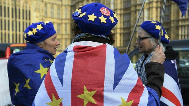 İngiliz Parlamentosu'nda Brexit oturumu