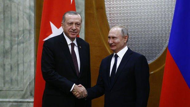 Soçi'de Suriye zirvesinde liderden ilk açıklamalar