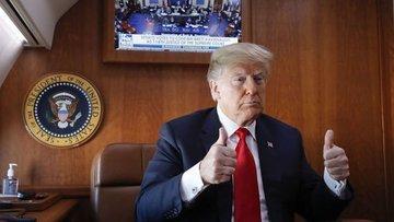 Trump ticaret müzakerelerinin çok verimli ilerlediğini be...