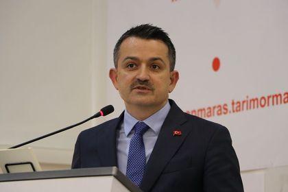 Pakdemirli: Ocak ayında 2,3 milyar lira destek ...