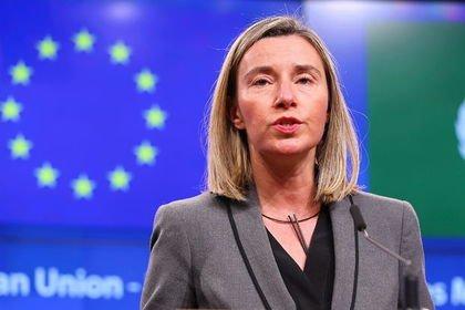 AB/Mogherini: Venezuela'ya yeni yaptırım kararı...