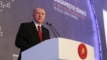 Erdoğan: Yeni bir göç dalgasını tek başımıza göğüsleyemey...