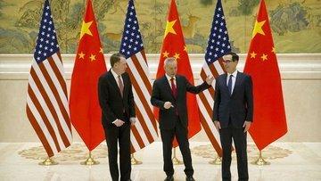 ABD'nin Çin'den yuanı sabit tutmasını istediği belirtildi