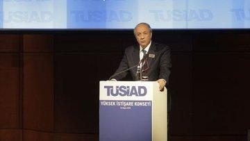 TÜSİAD YİK Başkanlığına Tuncay Özilhan yeniden seçildi