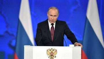 Putin ABD'nin INF'den çekilme kararını değerlendirdi