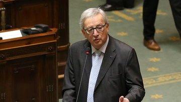 Juncker: Anlaşmasız Brexit'in sonuçları korkunç olur