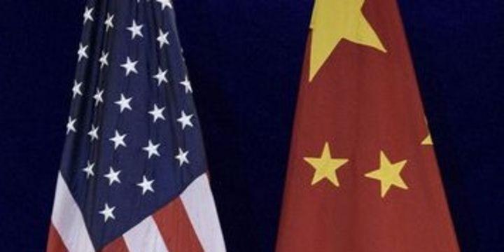 """""""Çin ABD"""
