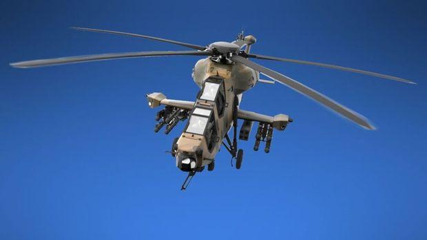 Ağır Sınıf Taarruz Helikopter Projesi Sözleşmesi imzalandı