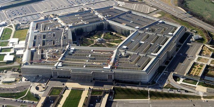 Pentagon Suriye