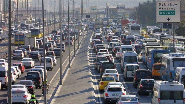 İstanbul trafiğine
