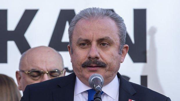 TBMM Başkanlığı'na Mustafa Şentop seçildi