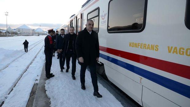 Doğu Ekspresi yerine 'Turizm treni' projesi hayata geçecek