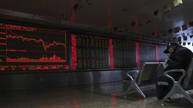 Çin borsası %6'ya yakın ralli yaptı