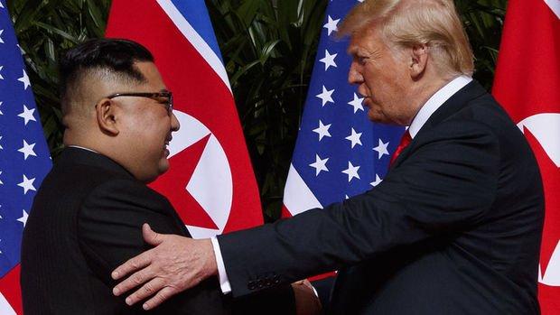 Trump ve Kim Çarşamba günü görüşmeyi planlıyor