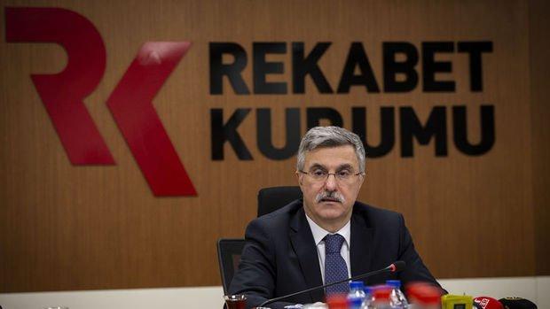 Rekabet Kurumu/Torlak:5 yılda 1,25 milyar liralık idari para cezası verildi