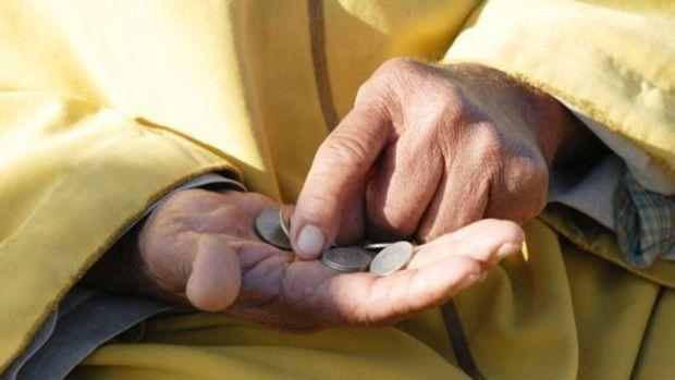 Yoksulluk sınırı 6 bin 609 lira oldu