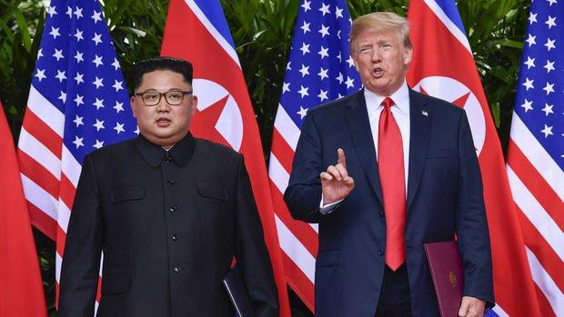 Trump, Vietnam'da Kim Jong-un'u ikna etmeye çalışacak