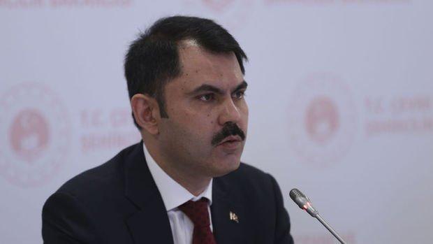 Bakan Kurum: Can ve mal güvenliği için kentsel dönüşüm şart