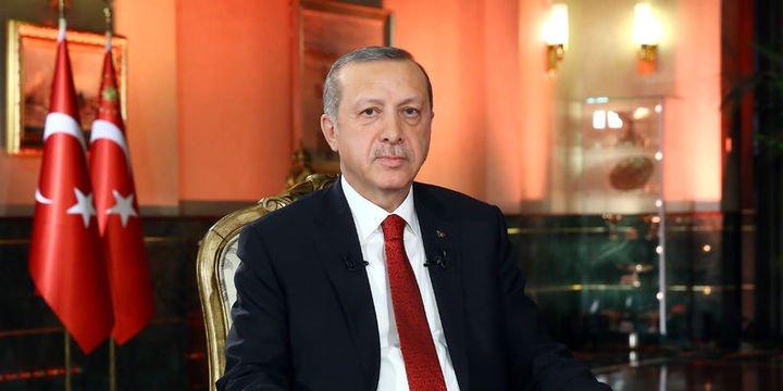 Erdoğan: Hedef yıl sonuna kadar 2,5 milyonluk istihdam