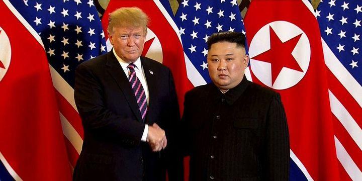 Trump ile Kim Jong Un ikinci kez bir arada