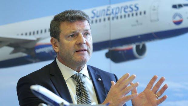SunExpress'ten 2018'de 1,3 milyar euro ciro