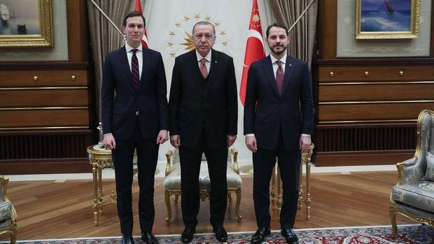Beyaz Saray Erdoğan-Kushner görüşmesine ilişkin açıklama yaptı