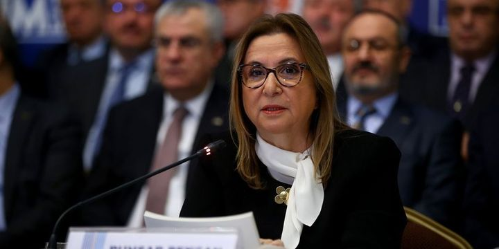 Bakan Pekcan: Libya ile görüşmeler olumlu geçti