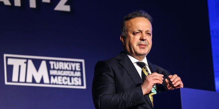 TİM/Gülle: ÖTV'nin sıfırlanması, ilgili sektörlere büyük katkı sağlayacak