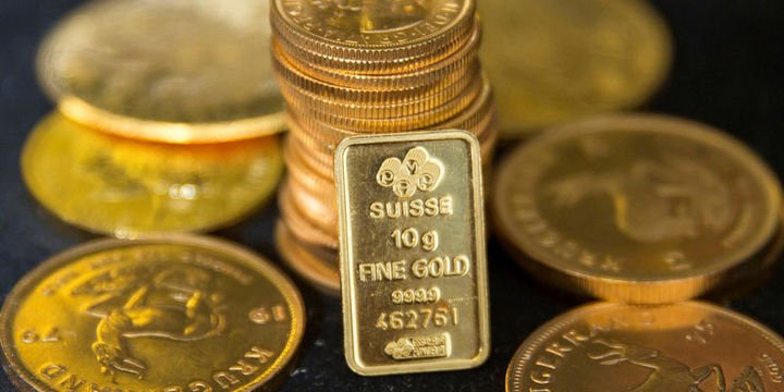 Altın 2 haftalık yükselişine ara verdi